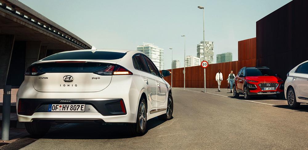 Hyundai SmartSense Ioniq plugin Fakto