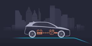 Naujasis Hyundai BAYON patogus užvedimas
