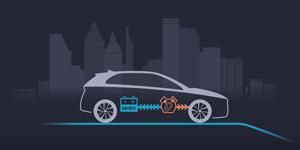 Naujasis Hyundai BAYON važiavimas pastoviu greičiu