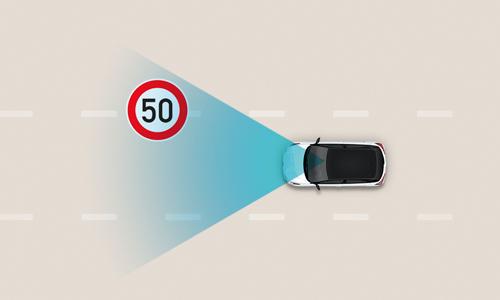 Naujasis Hyundai BAYON išmanioji greičio palaikymo sistema