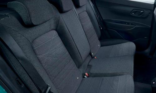 Naujasis Hyundai BAYON sukurta patogumui