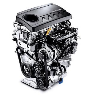 Hyundai i30 variklis 1,4 l