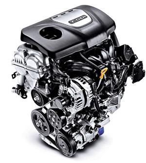 Hyundai i30 variklis