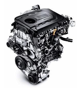 Hyundai i30 variklis 1,6 CRDI