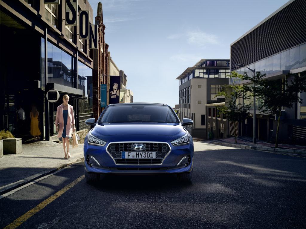 Hyundai i30 Fakto Auto  dizainas