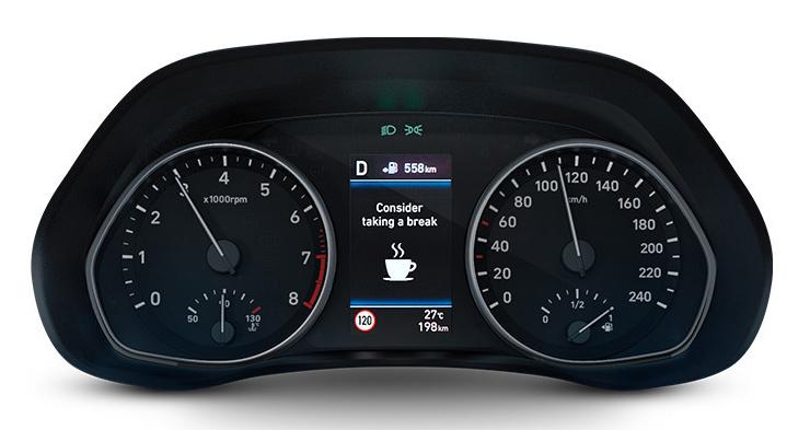 Hyundai i30 Fakto Auto  skydelis