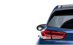Hyundai i30 Fakto Auto  galiniai žibintai
