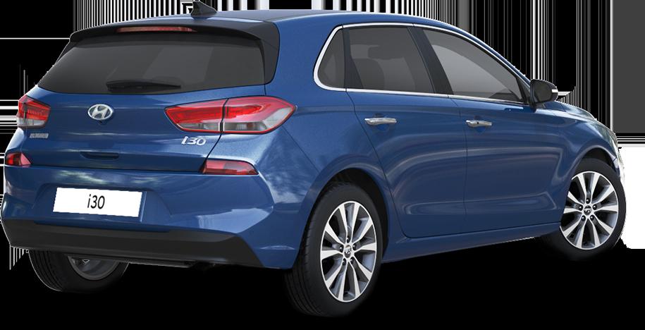 Hyundai i30 Fakto Auto  galinis aptakas