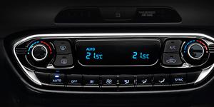 Hyundai i30 Fakto Auto  klimato kontrolė