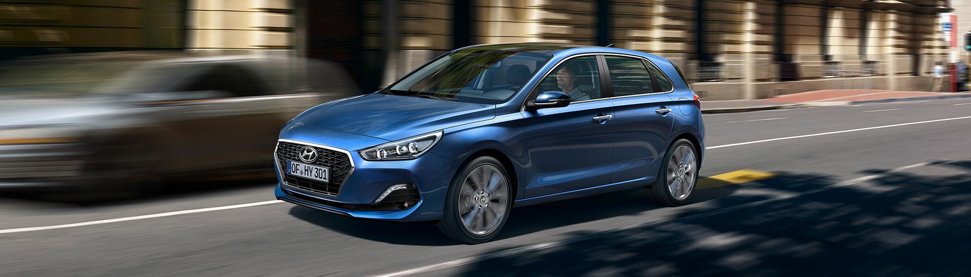 Hyundai i30 dinamika