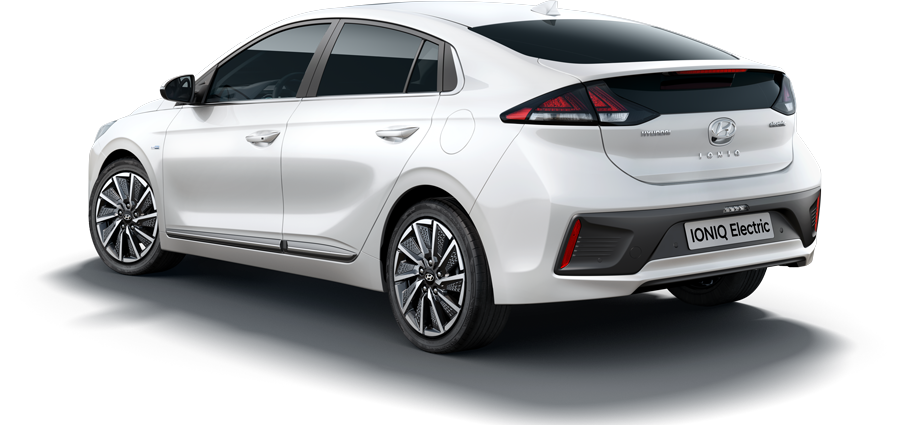 Hyundai IONIQ electric galinis bamperis