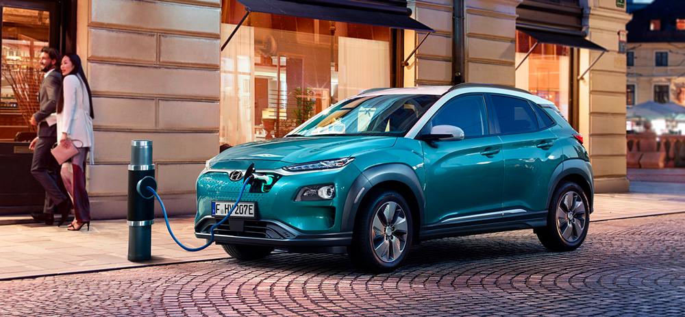 Hyundai elektromobiliai, elektromobiliai lietuvoje