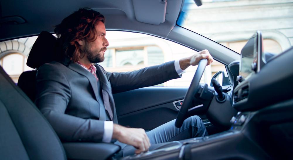 Hyundai KONA electric EV  elektromobilis fakto auto