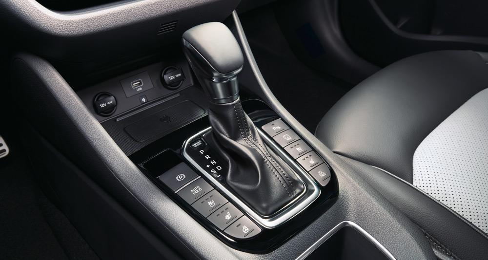 Hyundai IONIQ Plugin interjeras