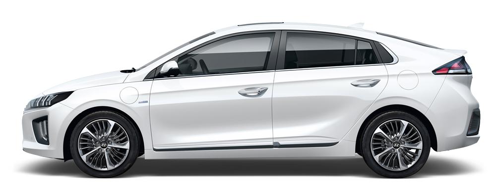 Hyundai Ioniq plugin 2020 fakto