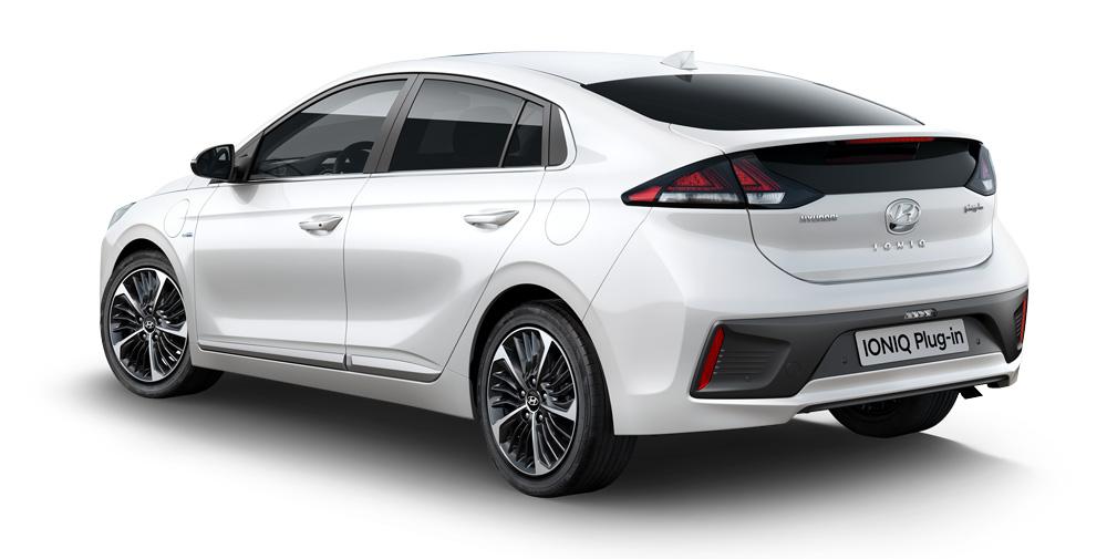 Hyundai IONIQ Plug_in fakto auto