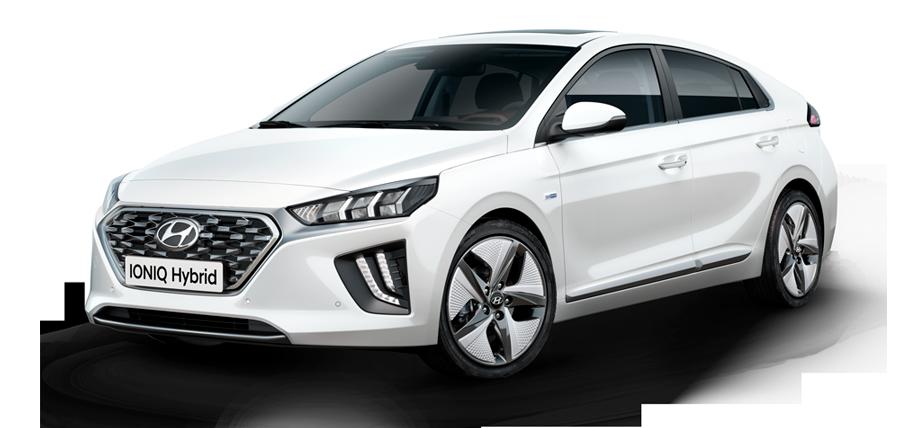 Hyundai IONIQ Hybrid dizainas