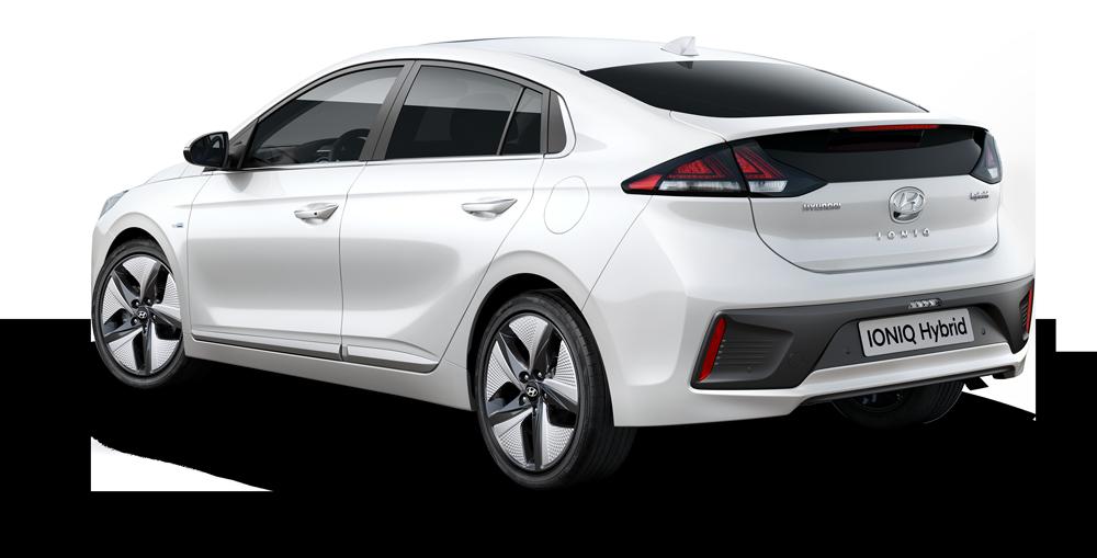 Hyundai IONIQ Hybrid galas