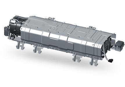 Hyundai IONIQ Ličio jonų polimerų akumuliatorius