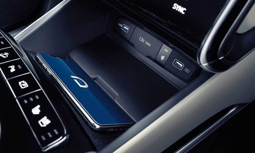 Naujasis Hyundai Tucson spartus bevielis įkrovimas