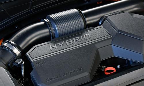 Naujasis Hyundai Tucson visiškai hibridinis modelis