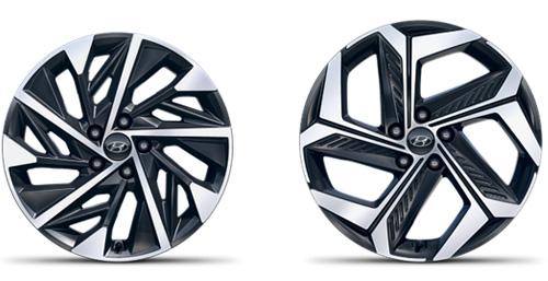 Naujasis Hyundai Tucson lengvo lyfinio ratlankiai