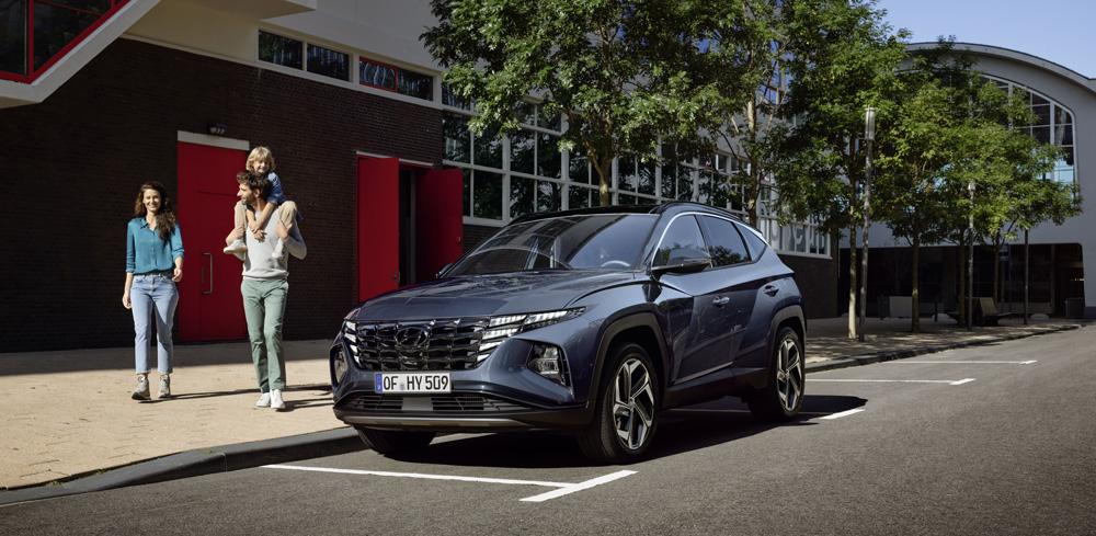 Naujasis Hyundai Tucson patrauklus sportiškumas