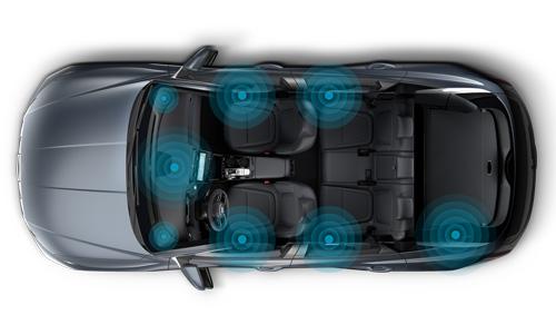 Naujasis Hyundai Tucson susiejimas Krell