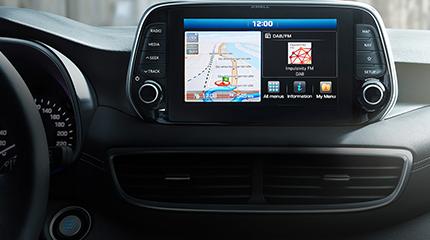 Fakto Auto Hyundai Tucson navigacija