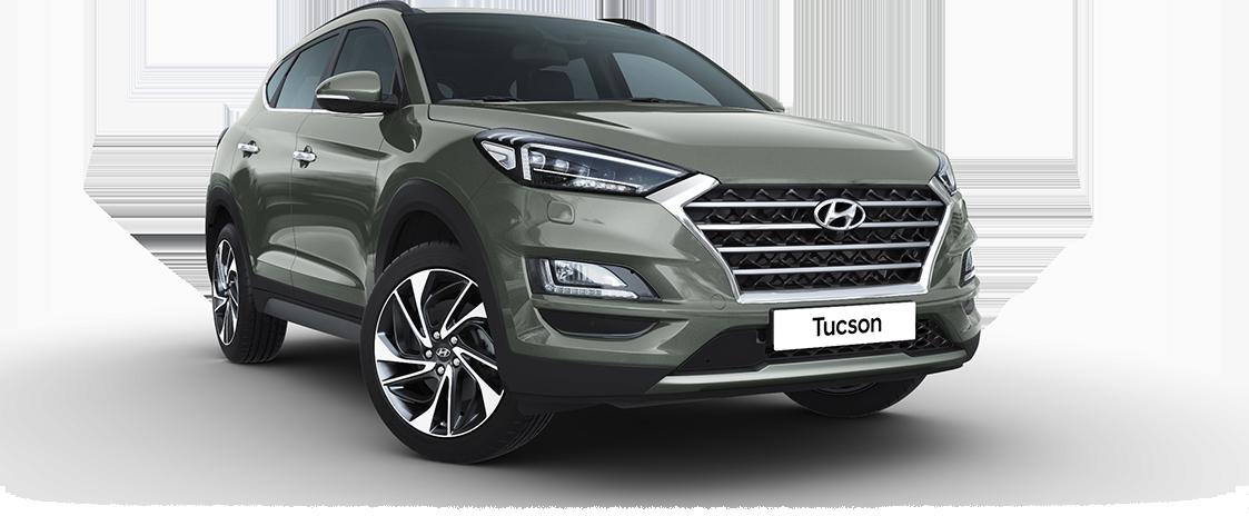 Hyundai TUCSON modelis Fakto auto salone