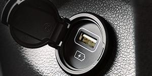 Hyundai Tucson USB