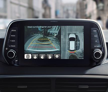 Hyundai Tucson multimedia