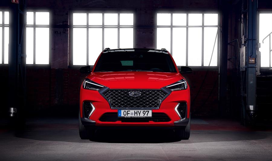 Hyundai Tucson Nline Fakto Auto