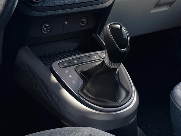 Naujasis Hyundai i10 Automatizuota mechaninė transmisija