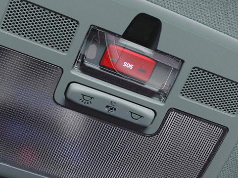 Naujasis Hyundai i10 eCall saugai ir saugumui