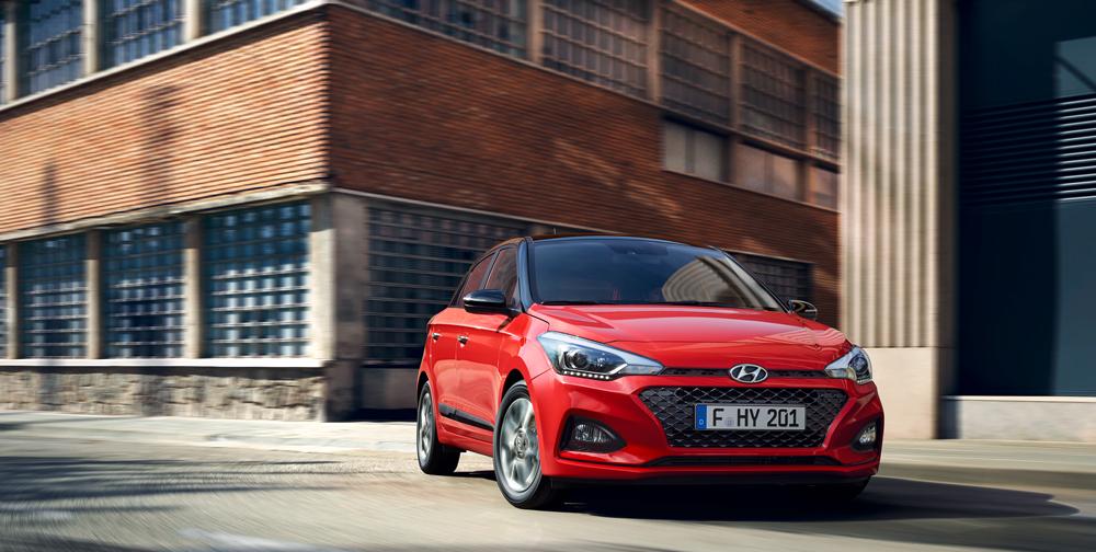 Hyundai i20 našumas ir efektyvumas