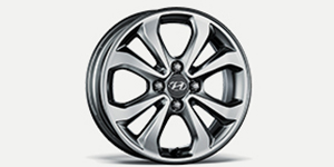 Hyundai i20 15 col ratlankiai