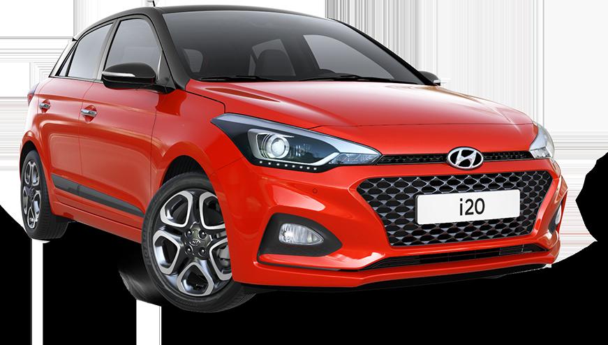 Hyundai i20 išraiškingas ir dinamiškas