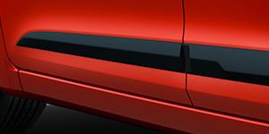Hyundai i20 durų apsauginės juostos