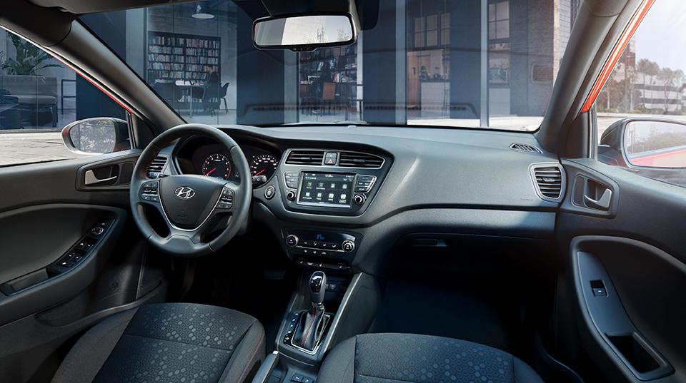 Hyundai i20 išmanus ir patogus