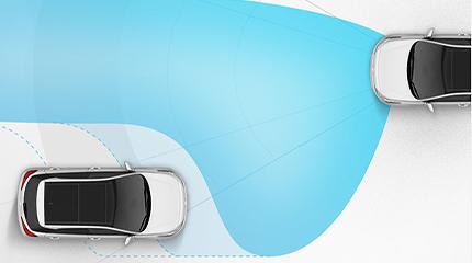 Hyundai i20 tolimųjų šviesų pagalbos sistema