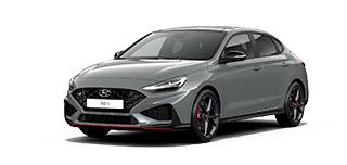 Hyundai N šeima Naujasis i30 Fastback N