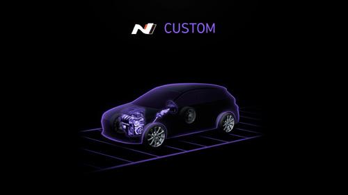 Hyundai i20N MY21 N Grin Control System