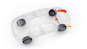 Naujasis Hyundai i20N MY21 riboto slydimo diferencialas