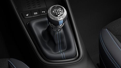 Hyundai i20N MY21 6ių laipsnių mechaninė transmisija