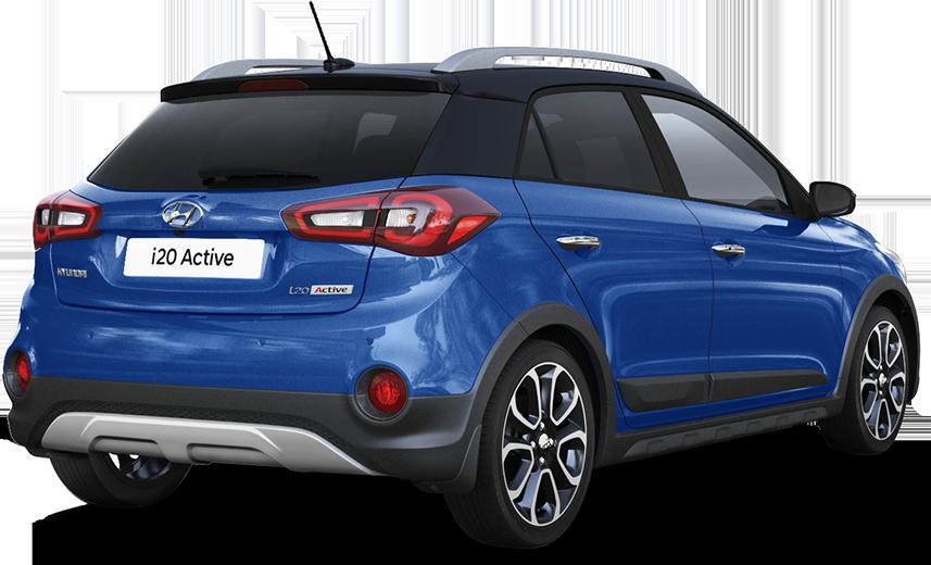 Hyundai i20 Atcive Cross fakto auto dizainas