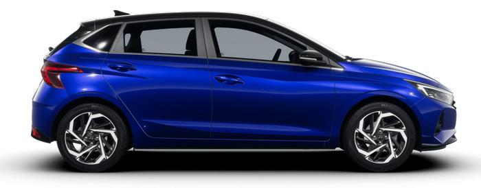 naujasis i20 my21 dviejų atspalvių stogas fakto autocentras