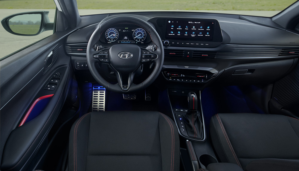 Hyundai i20 N LINE Ekspresyvus ir jaudinantis