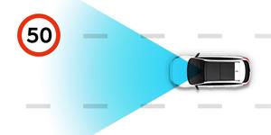 Naujasis Hyundai i20 my21 greičio ribojimo sistema