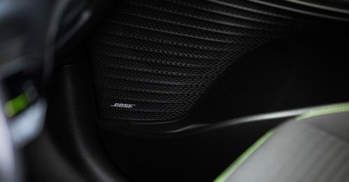 Naujasis Hyundai i20 my21 bose garso sistema